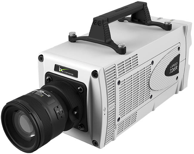Rugged High-G rated camera enclosure for shock and vibration