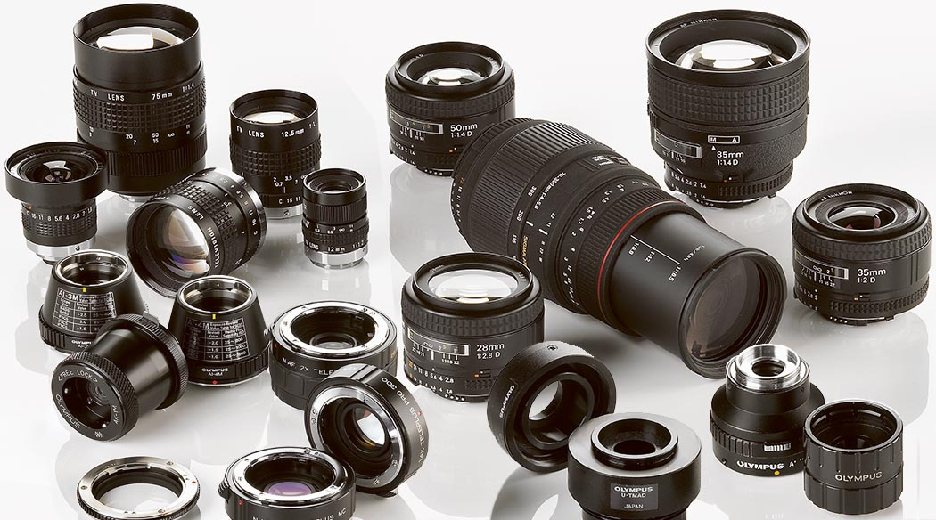 high speed mount lenses
