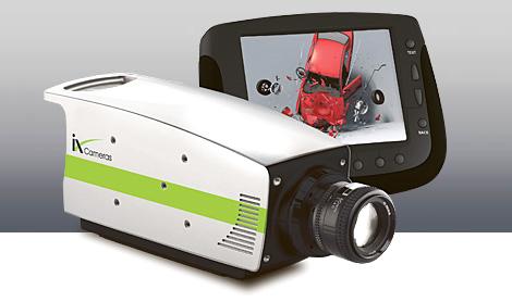 i-SPEED 3 Slow motion camera