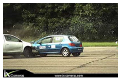 Automotive Testing - Vehicle to Vehicle Impact