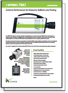 i-SPEED 720 datasheet