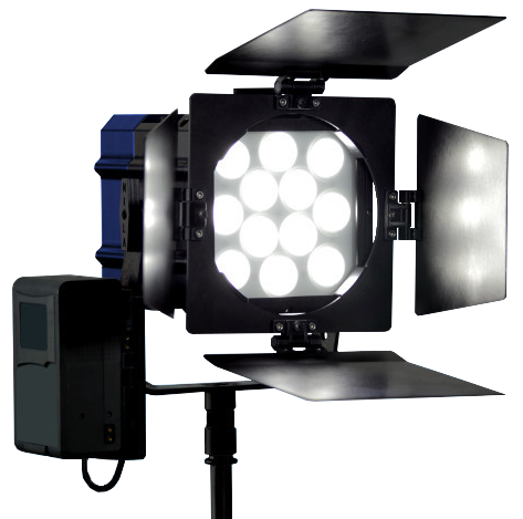 high-speed camera lighting solutions from NILA