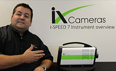 iX Cameras Webcast 2 - i SPEED Advanced Features
